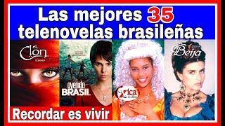 Telenovelas brasileñas