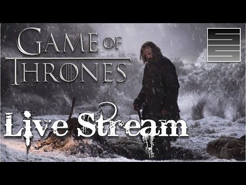 Game Of Thrones Season 8 Predictions Q&A Live Stream!