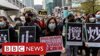 "China warns UK over Hong Kong ""interference"" - BBC News"