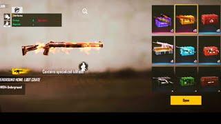 Opening 100+ legendary gun creates on garena free fire || mr gamer ||