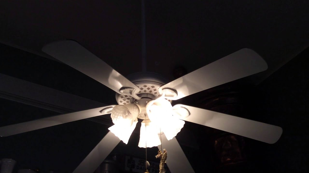 52 Quot Harbor Breeze Lakeside Ii Ceiling Fans In A 50 S
