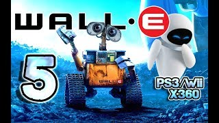 Wall-E Walkthrough Part 5 (PS3, X360, Wii) Level 5 ~ Good Intentions [Part 1]
