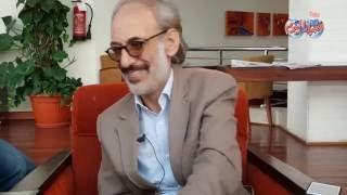 أخبار اليوم | غسان مسعود : إن لم أقدم المتنبي في السينما لأموت ناقصٌا