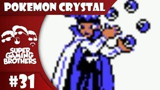 SGB Play: Pokemon Crystal - Part 31   Set Sail to Nostalgia!