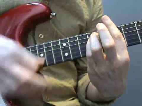 Step by Step Guitar Tuition-Intermediate Modules-Module Three-Lesson Six-Strumming latin style