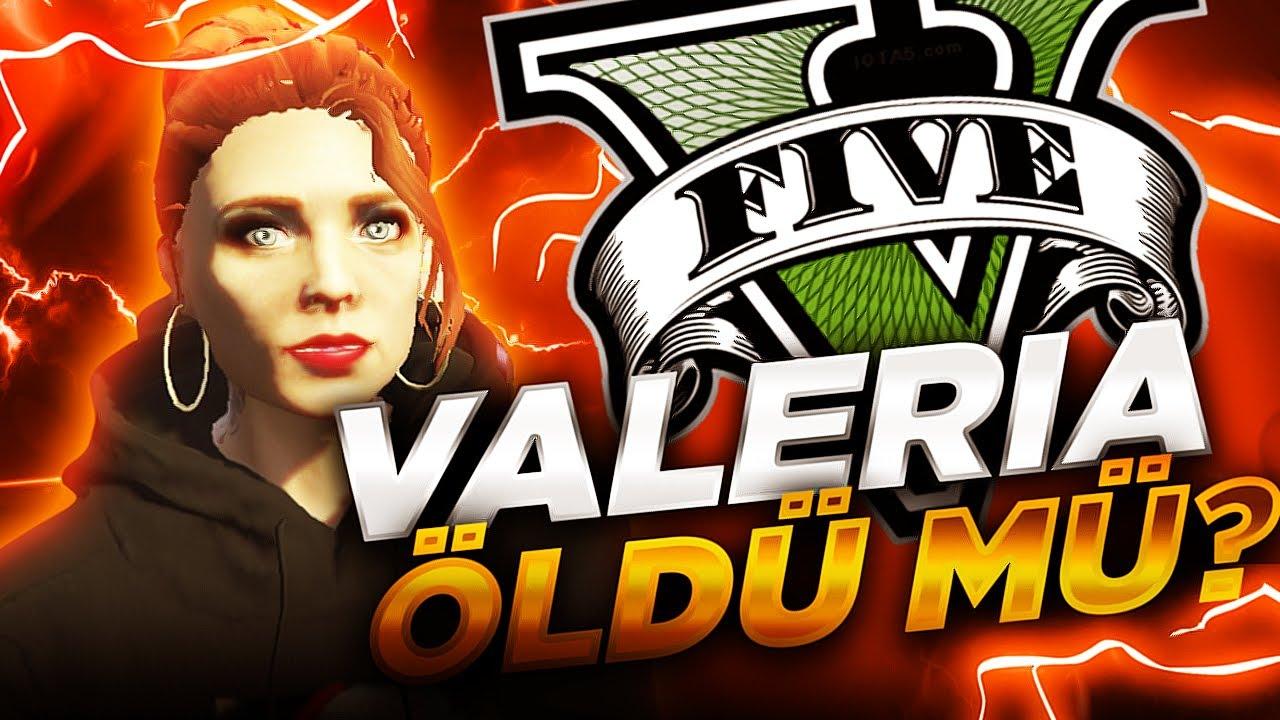 EightbornV - Valeria Bıçaklandı! Öldü MÜ? ( CK'MI ATTI! ) - Eightborn RP
