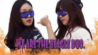 [GFRIEND] Maknae LIne Being Naughty(Beagle Line) - Funny Moments Part 2
