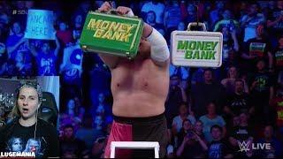 WWE Smackdown 5/29/18 Samoa Joe gets MITB?