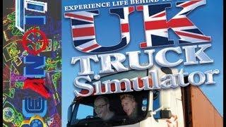 UK Truck Simulator - Beanoit & BAk99 Play!