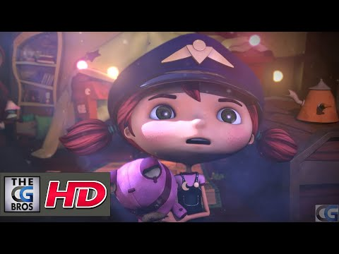"CGI 3D Animated Short ""Clair de Lune"" - by Team Clair de Lune"