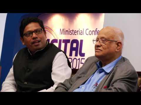 Digital World Ministerial Conference Sajeeb Wazed Joy speech