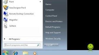 How to Delete user accounts windows 7