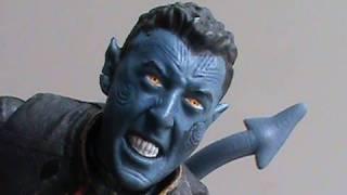 Marvel Legends Nightcrawler (X2 Movie Figure) Review