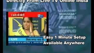Live TV Online India | Watch Over 3500 Show Channels!