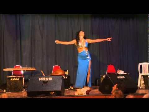 nava aharoni belly dance  Sert El Hob