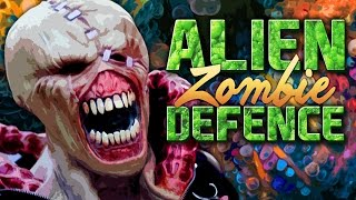 Call of Duty Zombies ★ ALIEN ZOMBIE DEFENSE
