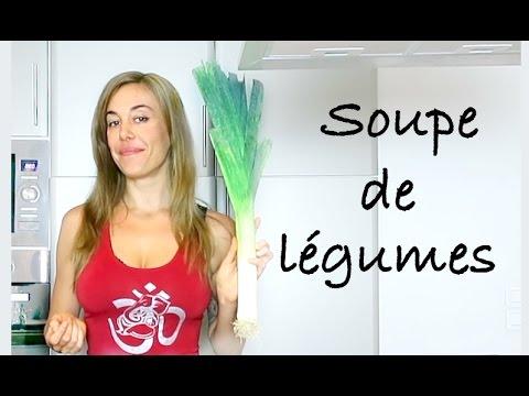 soupe-de-légumes-facile