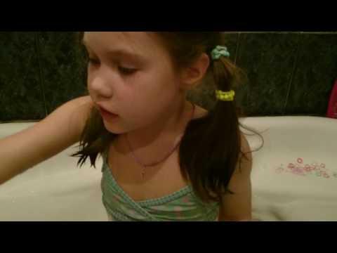 делаем браслет в ванне
