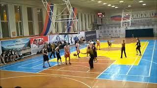 БК Брянск - МицуБаскет - 98:84. 2-я половина