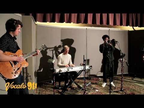 """Sam Trump - """"Just Stay"""" Live From Studio 10 on Vocalo"""