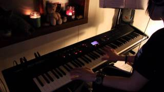 Nine Inch Nails - 1 Ghost I - piano cover