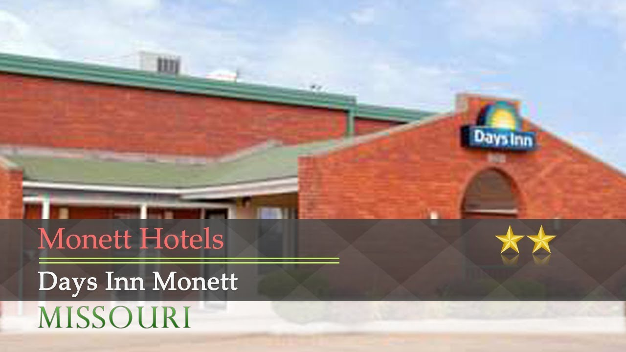 Days Inn Monett Hotels Missouri