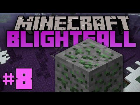 MineCraft- Blightfall [8] PROMETHIUM!!!