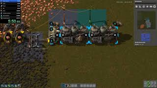Factorio Speedrun Any% WR 2:33