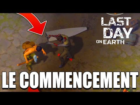 UN JEU ENORME SUR MOBILE ! Last Day On Earth Survival Episode 1