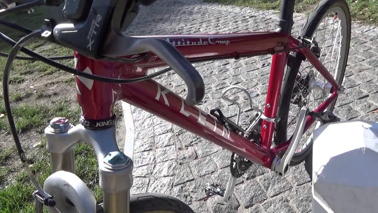 Klein Attitude Youtube Copyright 2006 Bicycledesignercom