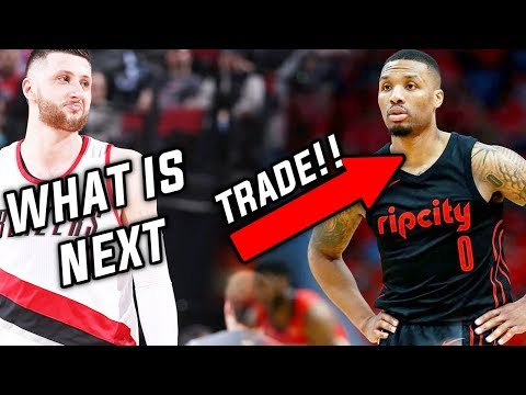 What The Portland Trailblazers SHOULD Do After Being SWEPT IN THE FIRST ROUND