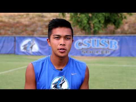 CSUSB Student Athlete Spotlight: Tony Lo (Men