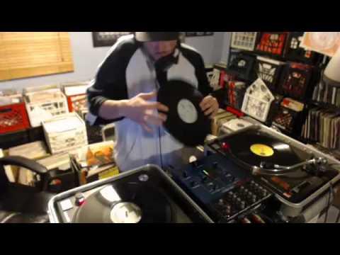 Headnock Radio 2/27/13 B Boy Breakbeat Set (DJ Real One)