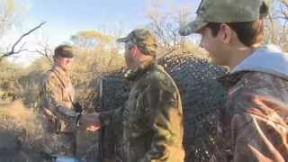 First Timers Go Deer Hunting - 1501