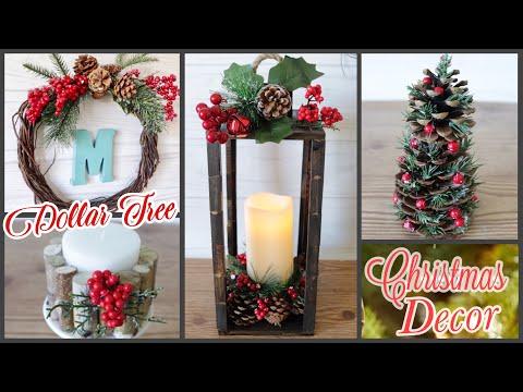 Dollar Tree DIY Christmas Decor