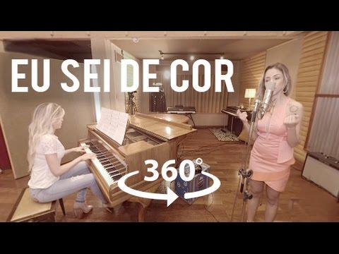 Eu Sei De Cor - Marília Mendonça Gabi Luthai e Juliana DAgostini vídeo em 360º