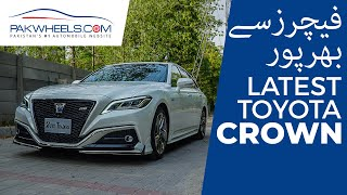 Toyota Crown RS Advance | Owner's Review | PakWheels