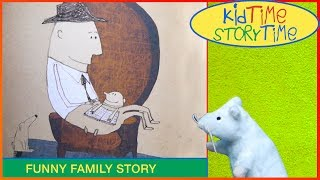 My Dad is Big and Strong BUT…. [a bedtime story]  READ ALOUD!
