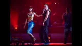 蔡依林黃立行熱舞 Jolin Tsai feat. Stanley Huang sexy dance in a concert