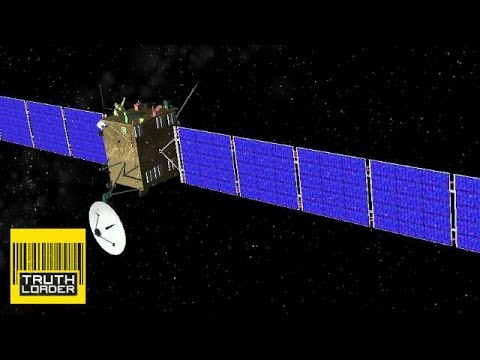 Comet-riding Rosetta spacecraft set to wake up - Truthloader