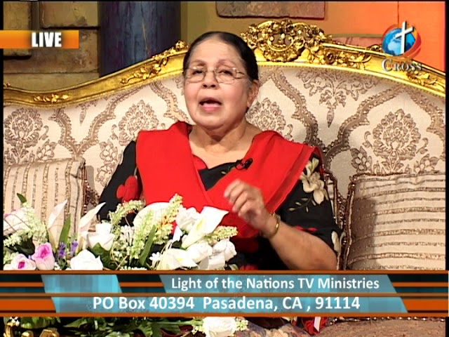 The Light of the Nations  Rev. Dr. Shalini Pallil Indian  08-28-2018