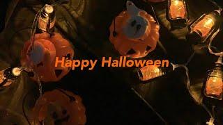 잭오랜턴&유령 머랭쿠키 만들기•hallowee…