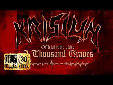 KRISIUN - A Thousand Graves (Lyric Video)