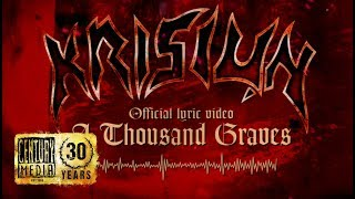 KRISIUN - A Thousand Graves (Lyric Video)