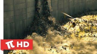 Dünya Savaşı Z   Zombiler Duvarı Aşıyor   (1/2)   HD