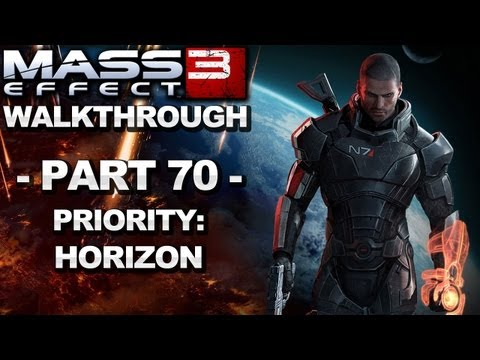 SPOILERS! Mass Effect 3 - Priority: Horizon - Walkthrough (Part 70)