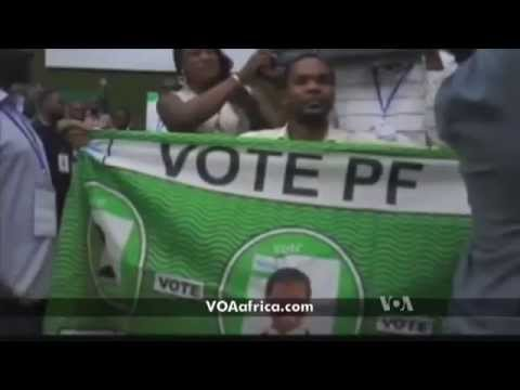 Straight Talk Africa    Zambian Elections