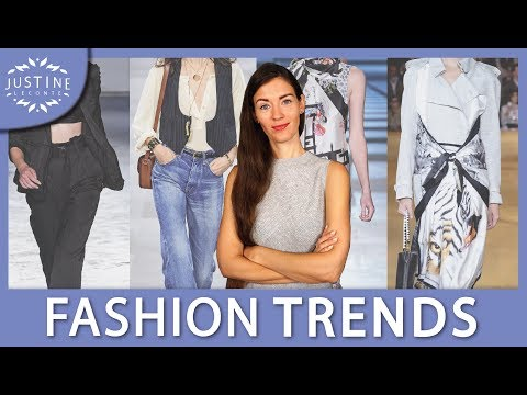FASHION TRENDS SPRING/SUMMER 2020 + How To Wear Them ǀ Justine Leconte
