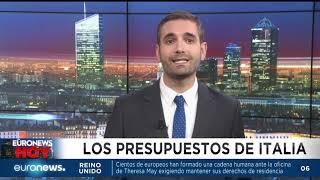Euronews Hoy: la actualidad del 5/11