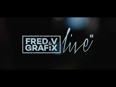 Fred V & Grafix - Stay Here (Live)